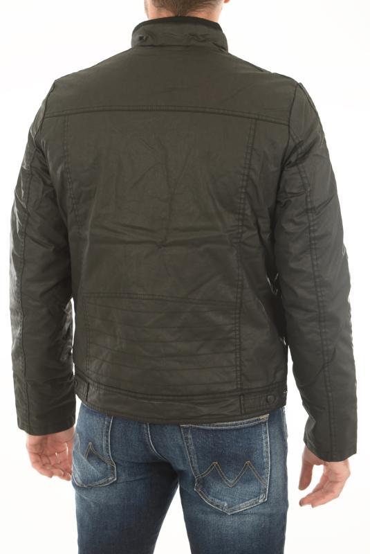 veste mi saison kaporal gips noir pour homme. Black Bedroom Furniture Sets. Home Design Ideas