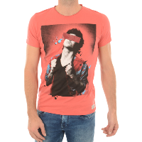 PEPE JEANS TEE-SHIRT PM502293 LUKE ROSE