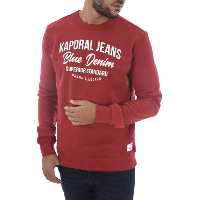 KAPORAL SWEATS FUOL ROUGE
