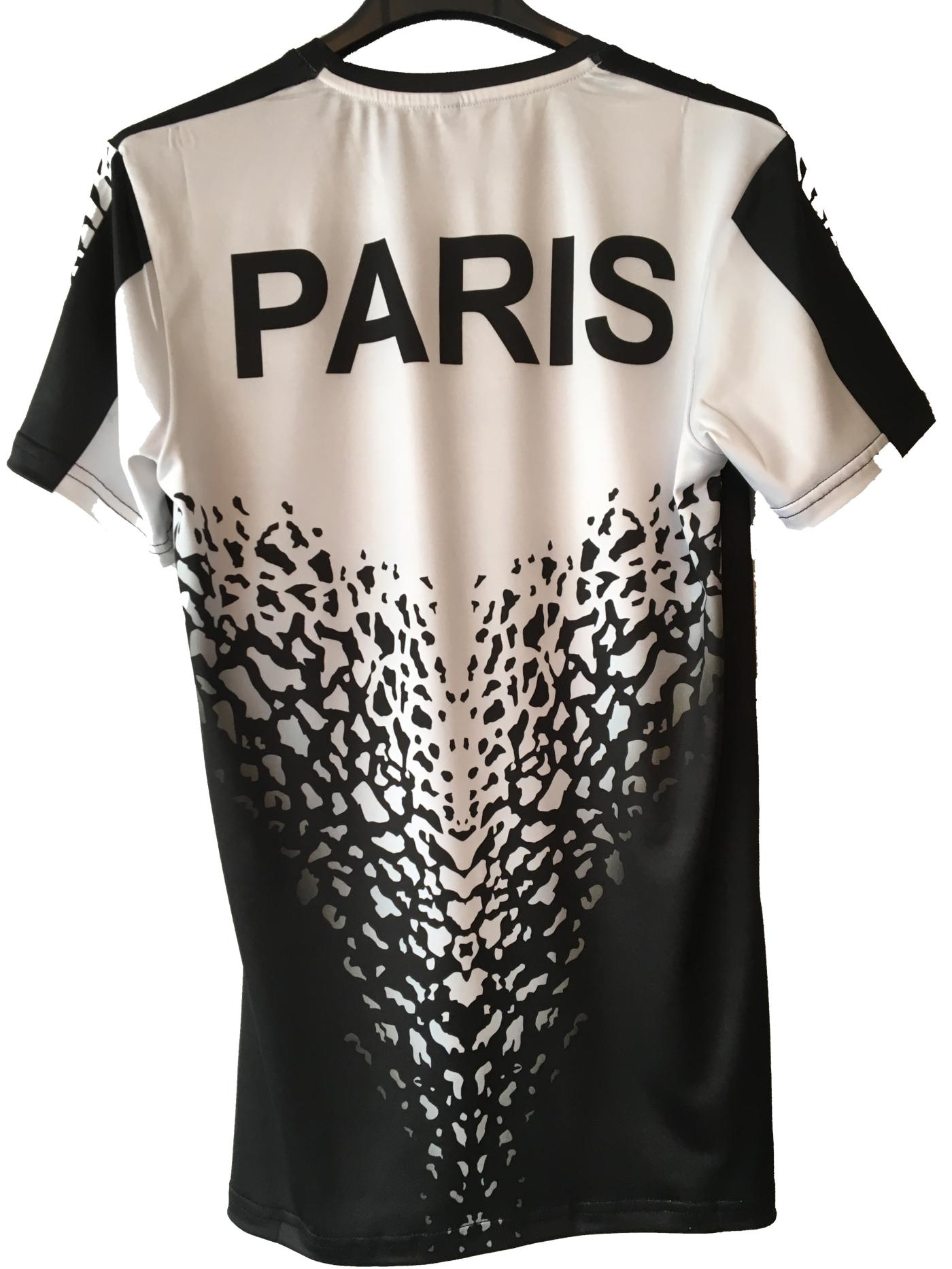 MAILLOT FLY IN PANAME NOIR BLANC