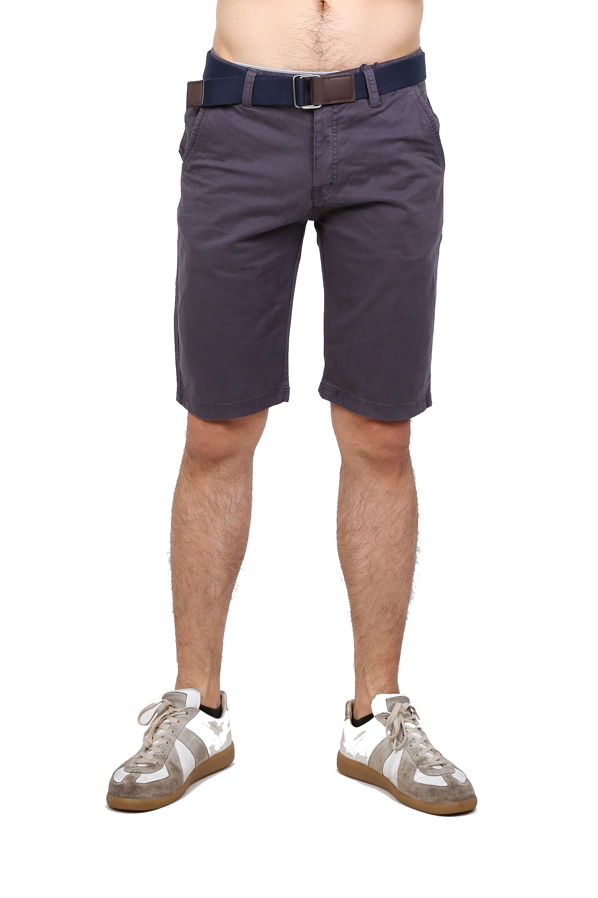 KAYGO BY ECLYSS BERMUDA GRIS FONCE HOMME
