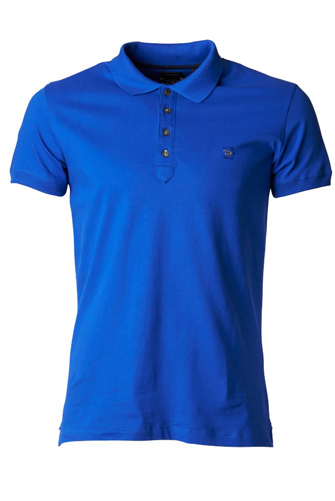 DIESEL POLO T-YAHEI BLEU ROYAL
