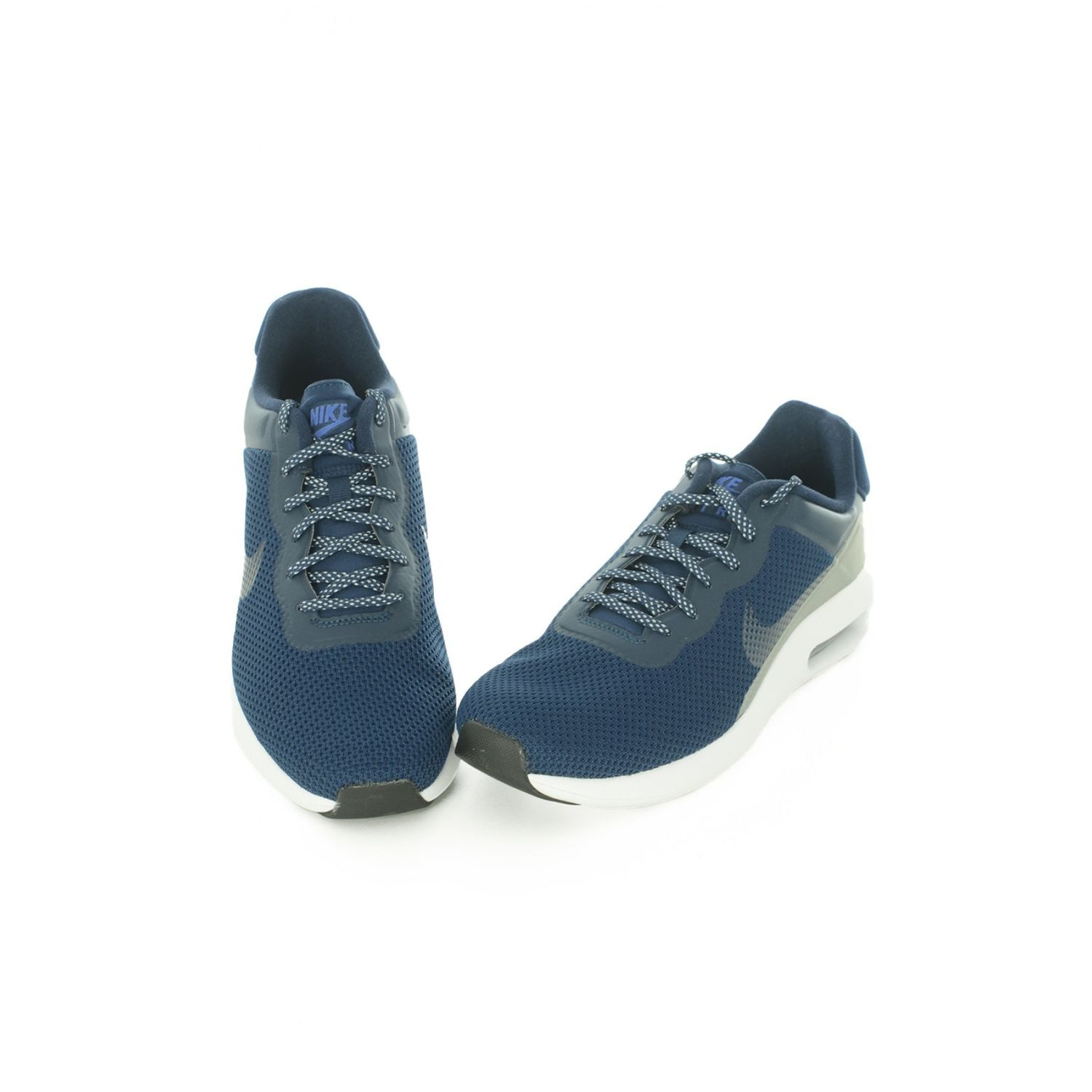 NIKE AIR MAX MODERN SE 844876 - BASKETS BLEU RUNNING HOMME