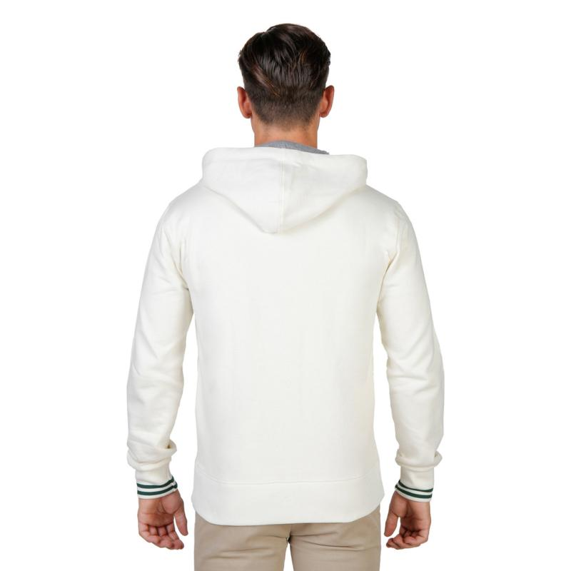 Hoodie Homme University Sweat Cream Oxford Magdalen Shirts qaOnXfwR