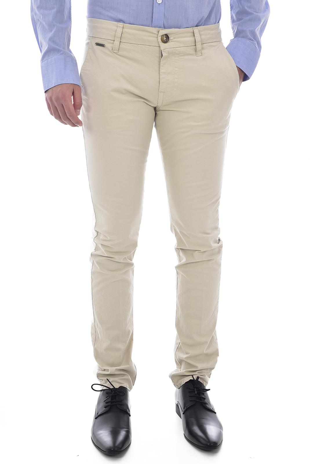 pantalon chino super skinny homme