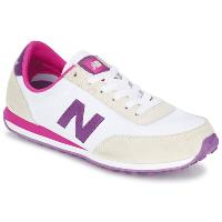 BASKETS NEW BALANCE UL410SMP BLANC/VIOLET/ROSE