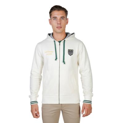 SWEAT-SHIRTS HOMME OXFORD UNIVERSITY MAGDALEN-HOODIE-CREAM  HOMME