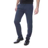 Guess Pantalon De Ville Stretch M73b17 Bleu