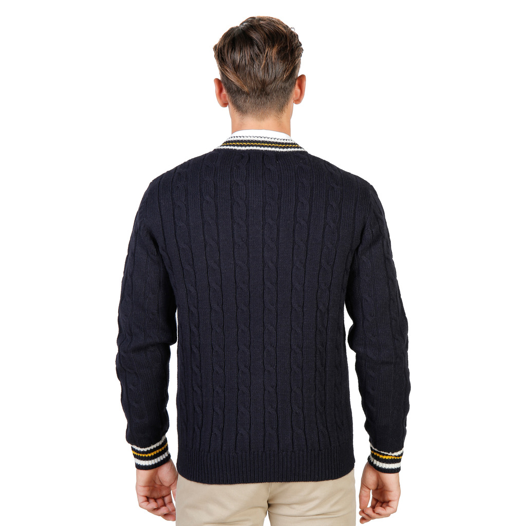 PULL OXFORD UNIVERSITY OXFORD_TRICOT-CRICKET
