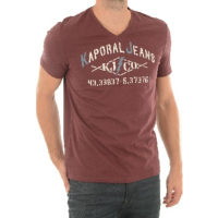 KAPORAL MAKAO T-SHIRT ROUGE