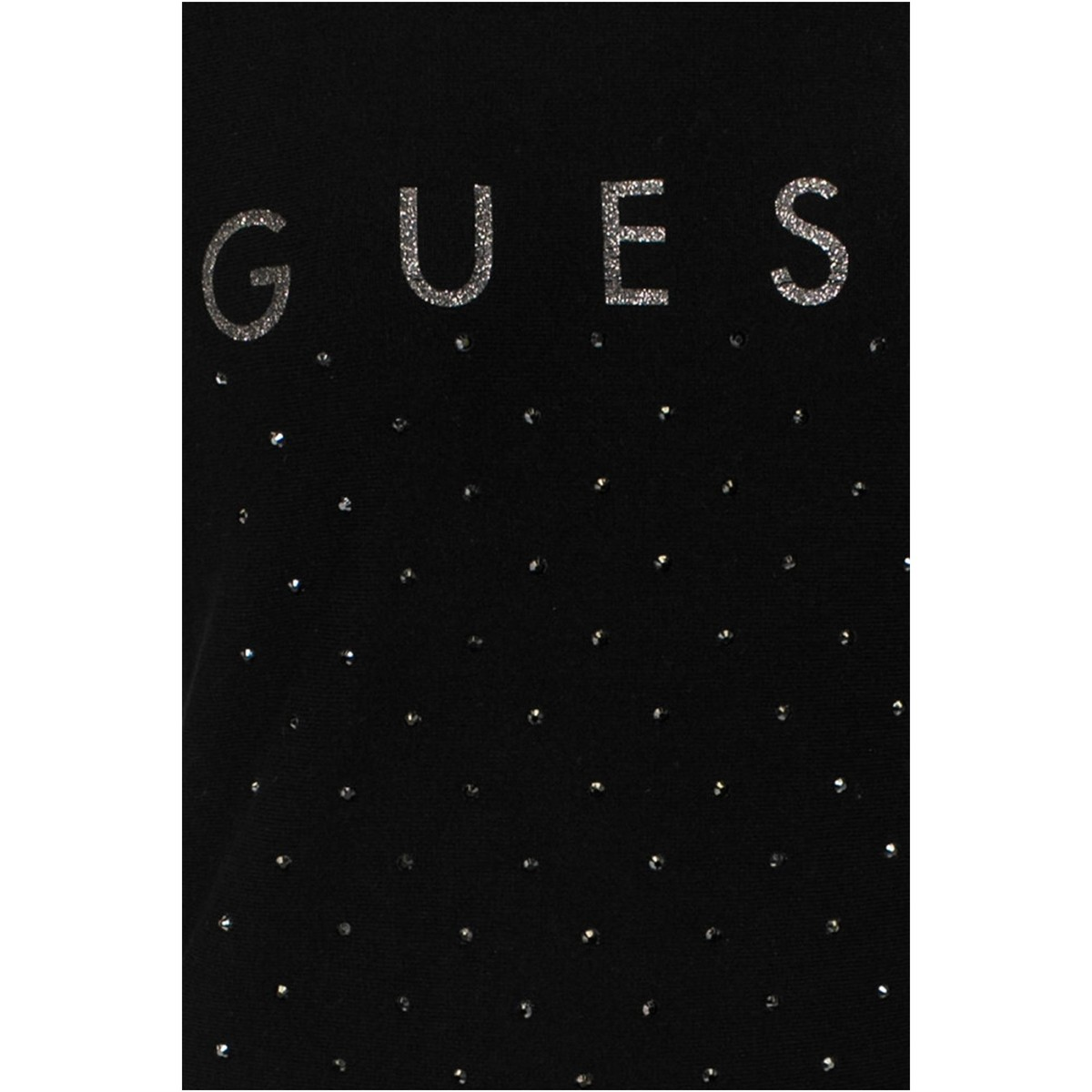 GUESS JEANS PULL FIN W73R88 NOIR