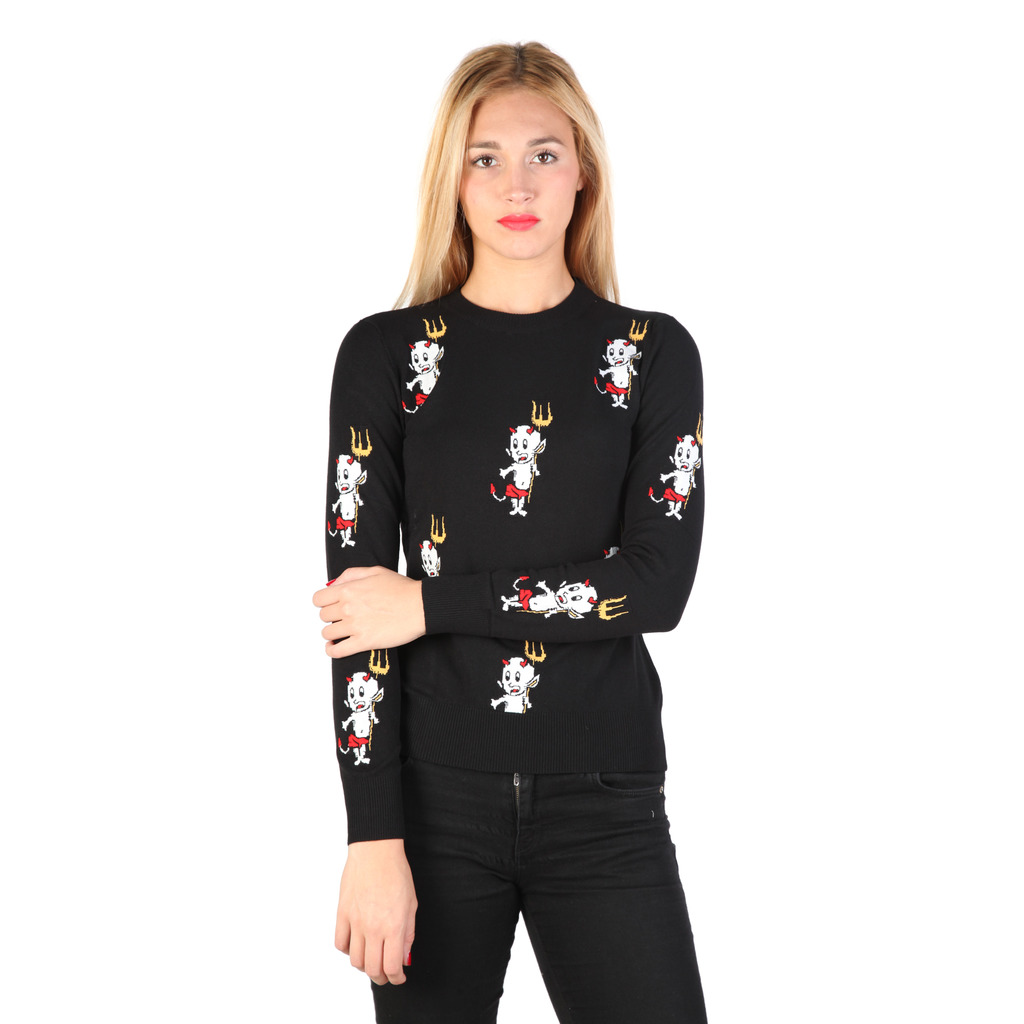 PULL FEMME LOVE MOSCHINO - W_S_9G3_00_X_0936