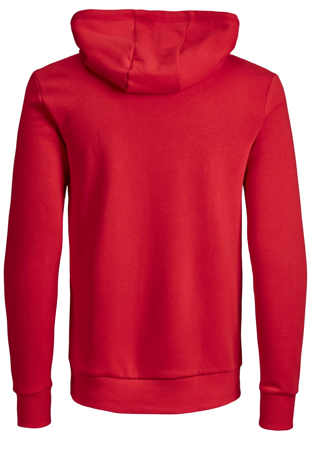 JACK AND JONES SWEAT A CAPUCHE AVEC LOGO PRINTE ARMANDO ROUGE HOMME