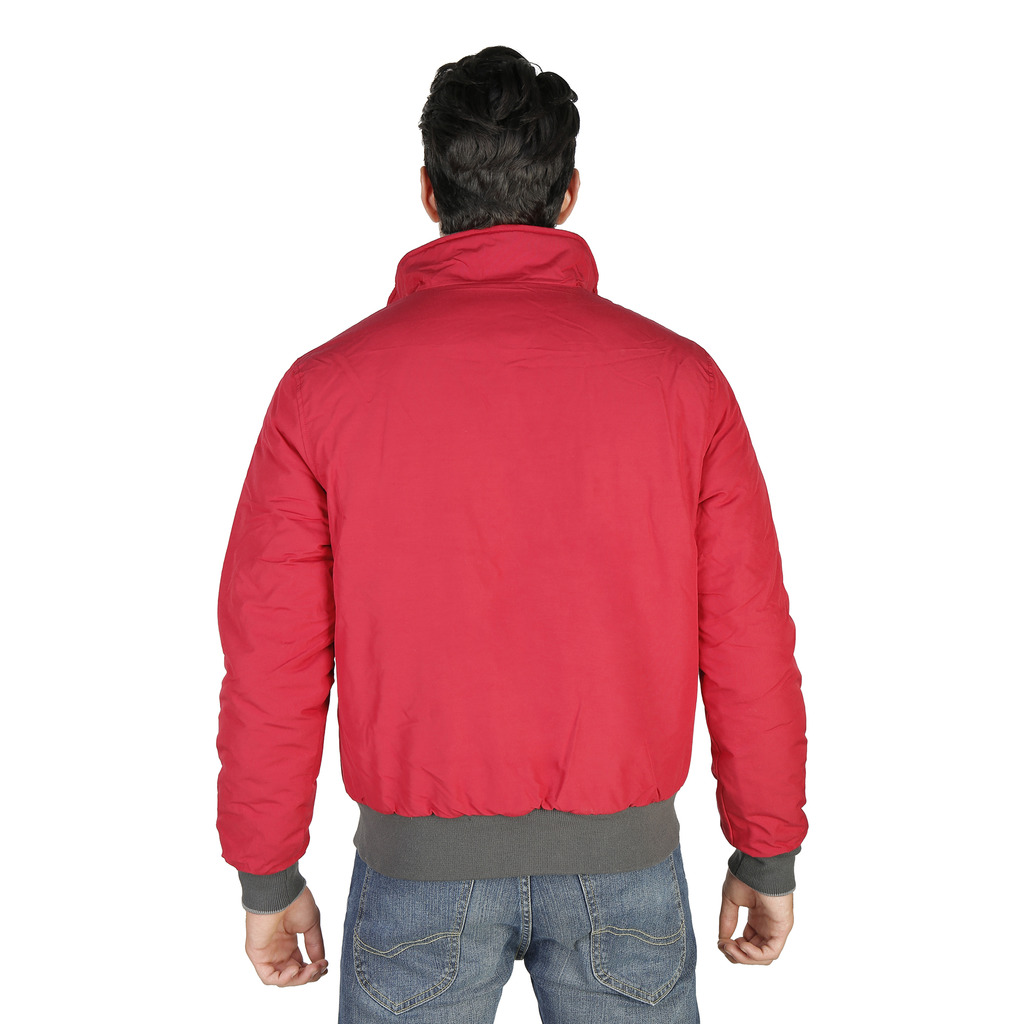 SPARCO BLOUSON PICKUP ROUGE HOMME