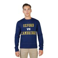 SWEAT-SHIRTS OXFORD-FLEECE-CREWNECK-NAVY HOMME