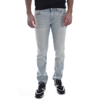 GUESS JEANS SKINNY STRETCH M92AN2 ANGELS BLEU HOMME