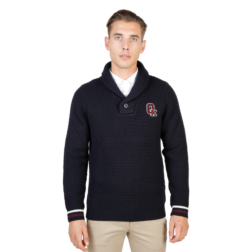 PULL HOMME OXFORD UNIVERSITY- OXFORD_TRICOT-SHAWL