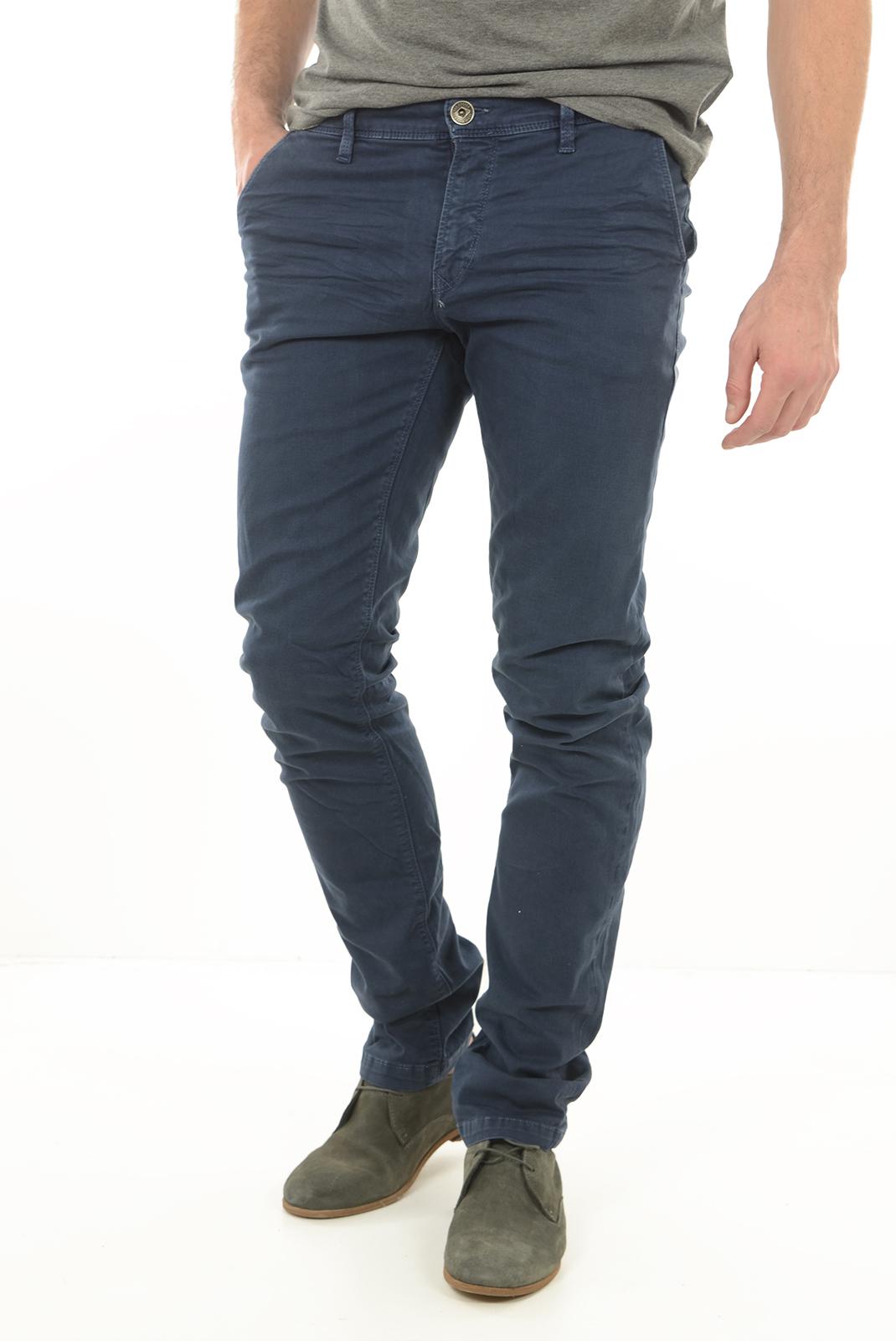 Homme Lee Jeans Pantalon Svpumz Chino Bleu Cooper 5jRL43A