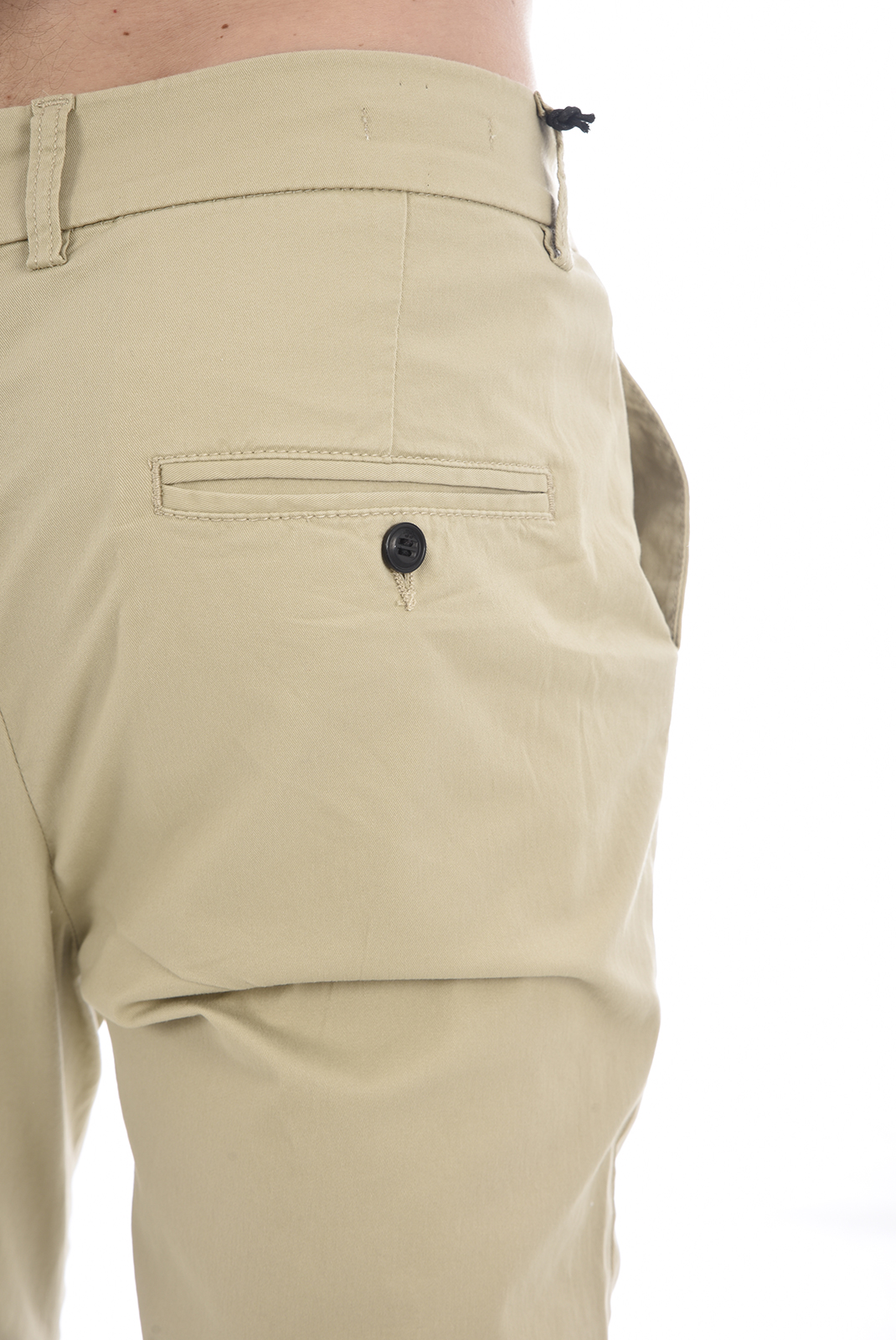 Jack And Jones Pantalon Beige Anti Fit Stretch Robert
