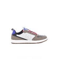 Sergio Tacchini Chaussure Caribou Gray À Lacets Stm928210