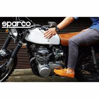 MOCASSINS SPARCO MAGNY-COURS MARINE POUR HOMME