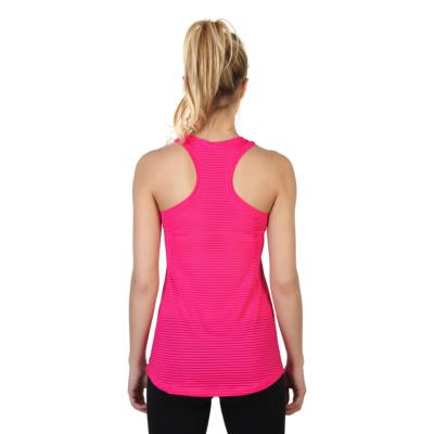 Elle Sport Top Rose Running Sans Manches Dri Activ