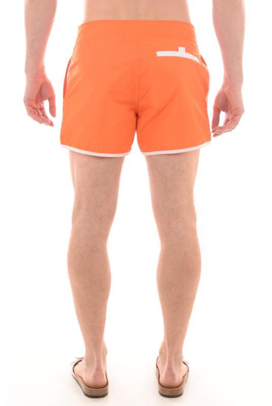 MAILLOT SHORT DE BAIN HOMME - RED16 ORANGE REDSKINS